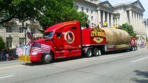 Big Idaho Potato Mermorial day Parade
