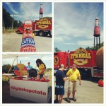 World's Largest Catsup Bottle- Collinsville, IL