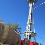The Space Needle- Seattle, WA
