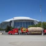 Cowboy Stadium- Arlington, TX