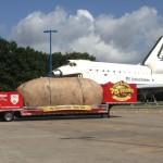 Space Shuttle- Houston, TX