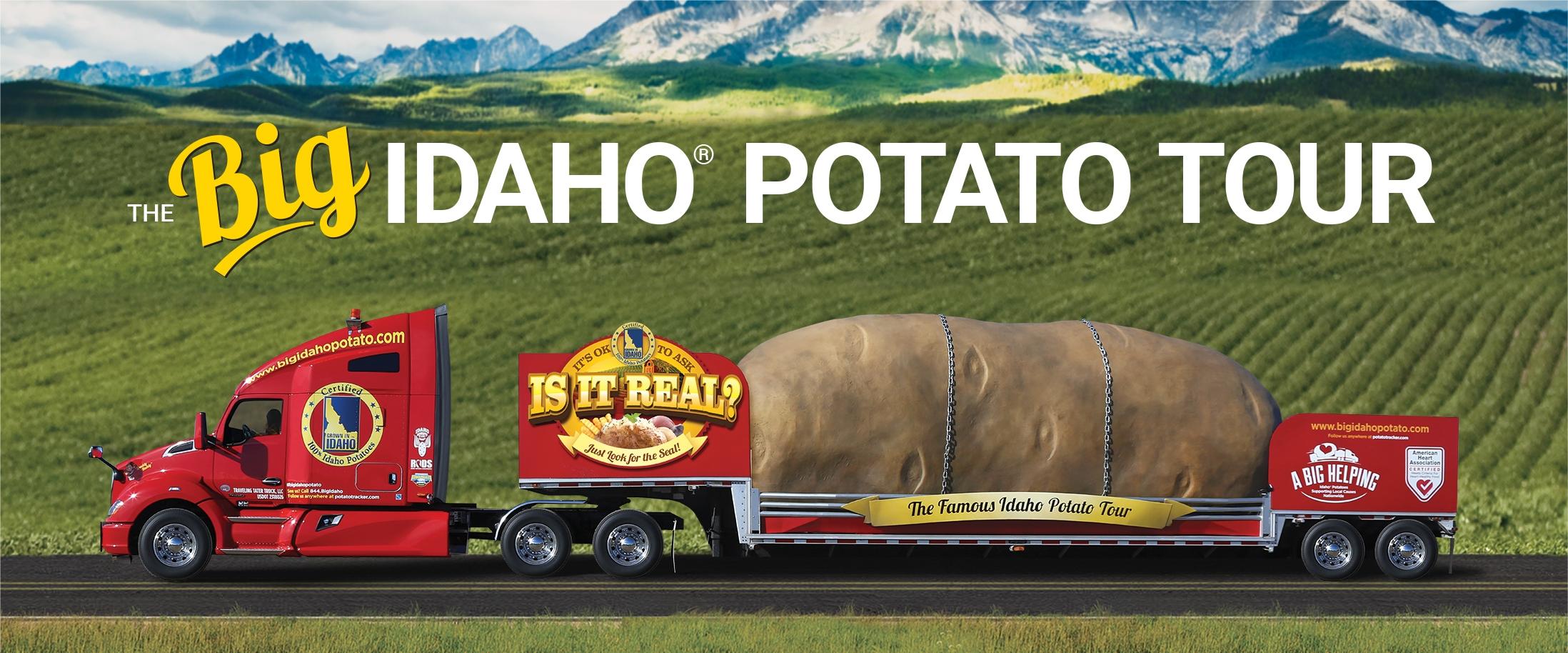 20-0210 The BIG Idaho Potato Tour